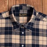 1937 Roamer Shirt blue flannel
