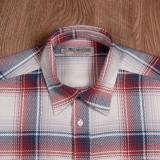 1937 Roamer Shirt Buchanan red