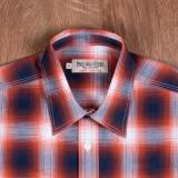 1937 Roamer Shirt Kangley red