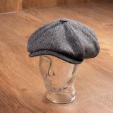 1928 Newsboy Cap Colonial grey