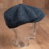 1928 Newsboy Cap Upland grey