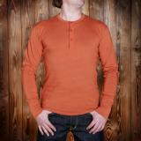 1954 Utility Shirt Long Sleeve flame red Odds & Ends