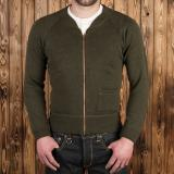 1943 C2 Sweater oliv drab