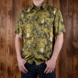1937 Roamer Shirt short sleeve Makalawena yellow