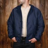 1943 Deck Hook Jacket dark blue - Odds & Ends