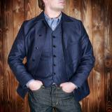 1937 Roamer Jacket Deutschleder Hamburg blue