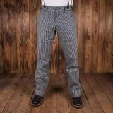 1942 Hunting Pant 12oz Hickory Stripe