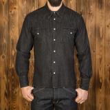 1952 Rider Shirt black Denim