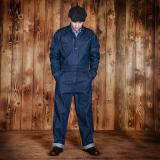 1938 Mechanic Coverall 8oz indigo