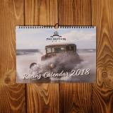 The Pike Brothers Racing Calendar 2018