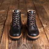 1948 Moc Toe Boots brown