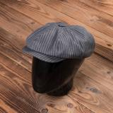 1928 Newsboy Cap grey wabash