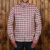 1937 Roamer Shirt Pioneer red check