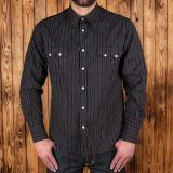 1963 Saw Tooth Shirt Navajo blue