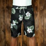 1961 Surf Short Puuhuna black