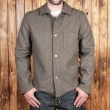 1937 Roamer Jacket grey wool