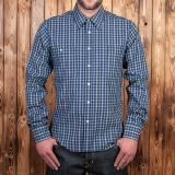 1937 Roamer Shirt virginia blue