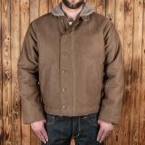 1944 N1 Deck Jacket waxed khaki