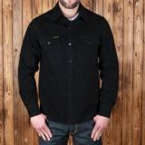 1943 CPO Shirt pitch black