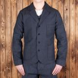 1905 Hauler Jacket steel blue denim