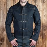 1908 Miner Jacket 19oz indigo