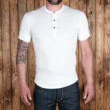 1927 Henley Shirt short sleeve ecru