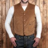 1966 Rodeo Vest cord mustard