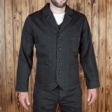 1905 Hauler Jacket steel grey denim