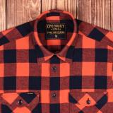 1943 CPO Shirt Buffalo red flannel