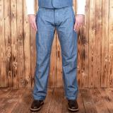 1942 Hunting Pant selvage chambrey