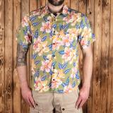 1937 Roamer Shirt Short sleeve Maohu green