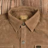 1943 CPO Shirt Mulholland brown